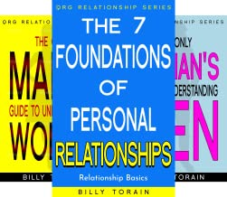 QRG Relationship Series (5 Book Series)
