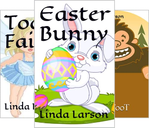Children's books - easy readers (21 Book Series)