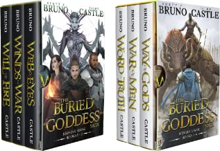Buried Goddess Saga Box Set (2 Book Series)
