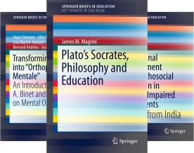 SpringerBriefs in Education (101-150) (50 Book Series)