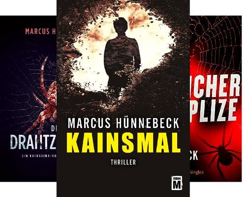 Ein Katharina-Rosenberg-Thriller (Reihe in 3 Bänden)