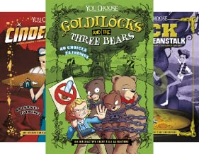 You Choose: Fractured Fairy Tales (9 Book Series)