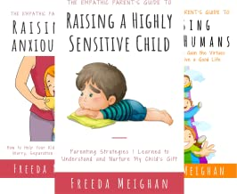 The Empathic Parent's Guide (3 Book Series)