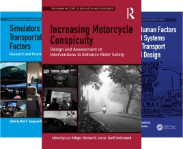 Human Factors, Simulation and Performance Assessment (4 Book Series)