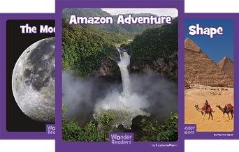Wonder Readers Fluent Level (5 Book Series)