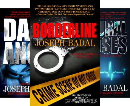 Lassiter/Martinez Case Files (3 book series) Kindle Edition