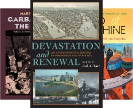 History of the Urban Environment (25 Book Series)