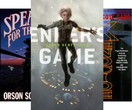 The Ender Quartet (4 Book Series)