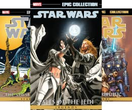 Star Wars Legends Epic Collection (37 Book Series)