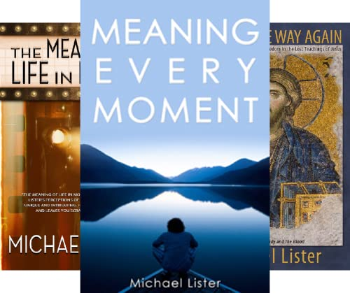 The Search for Meaning Series (3 Book Series)
