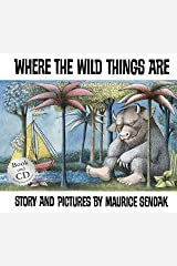 Where The Wild Things Are: Book and CD Paperback