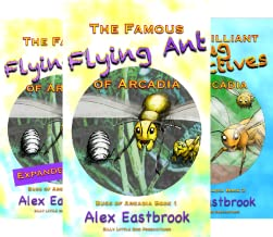 The Bugs of Arcadia (3 Book Series)