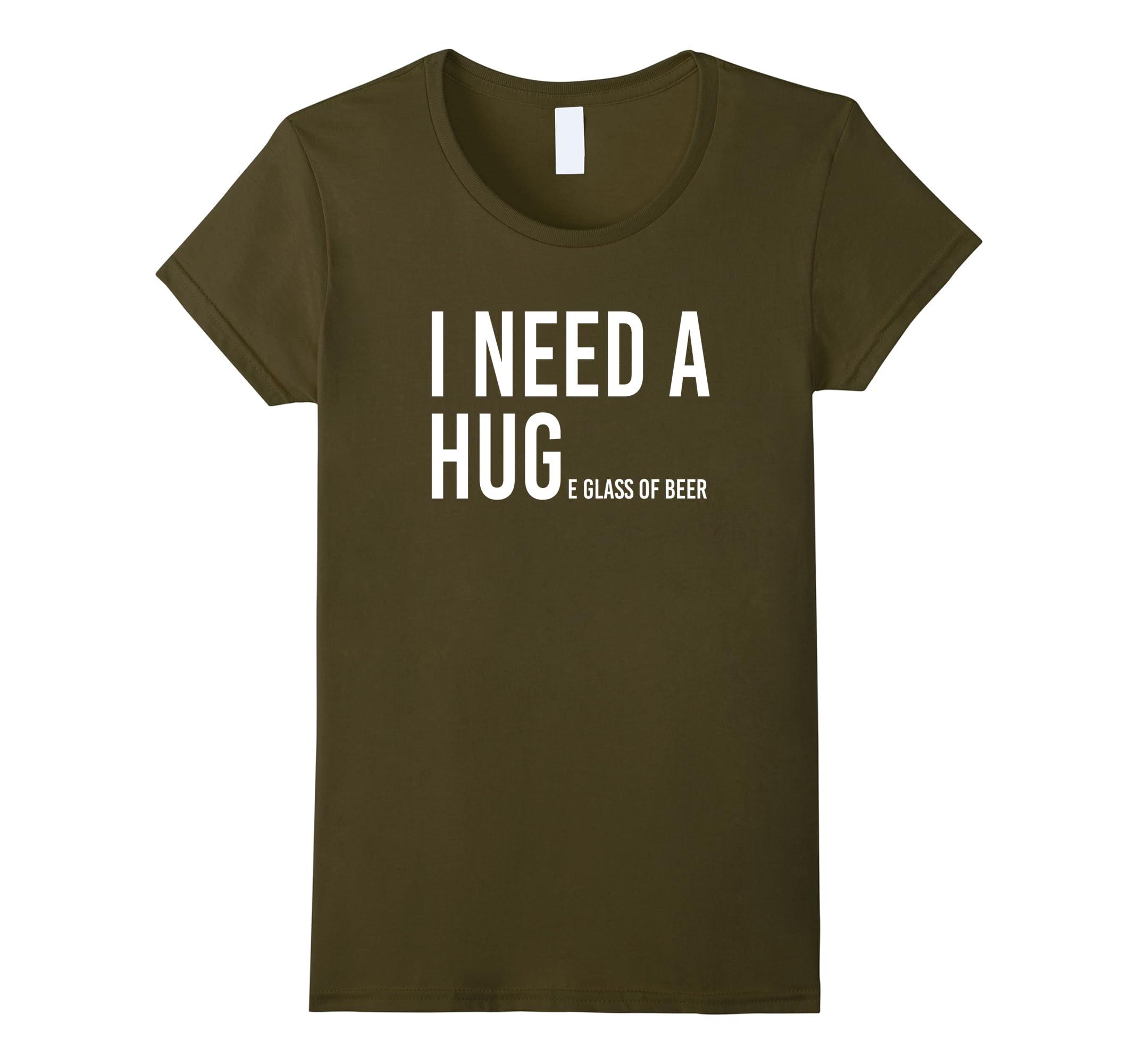 Need Glass Beer Funny T Shirt-Awarplus