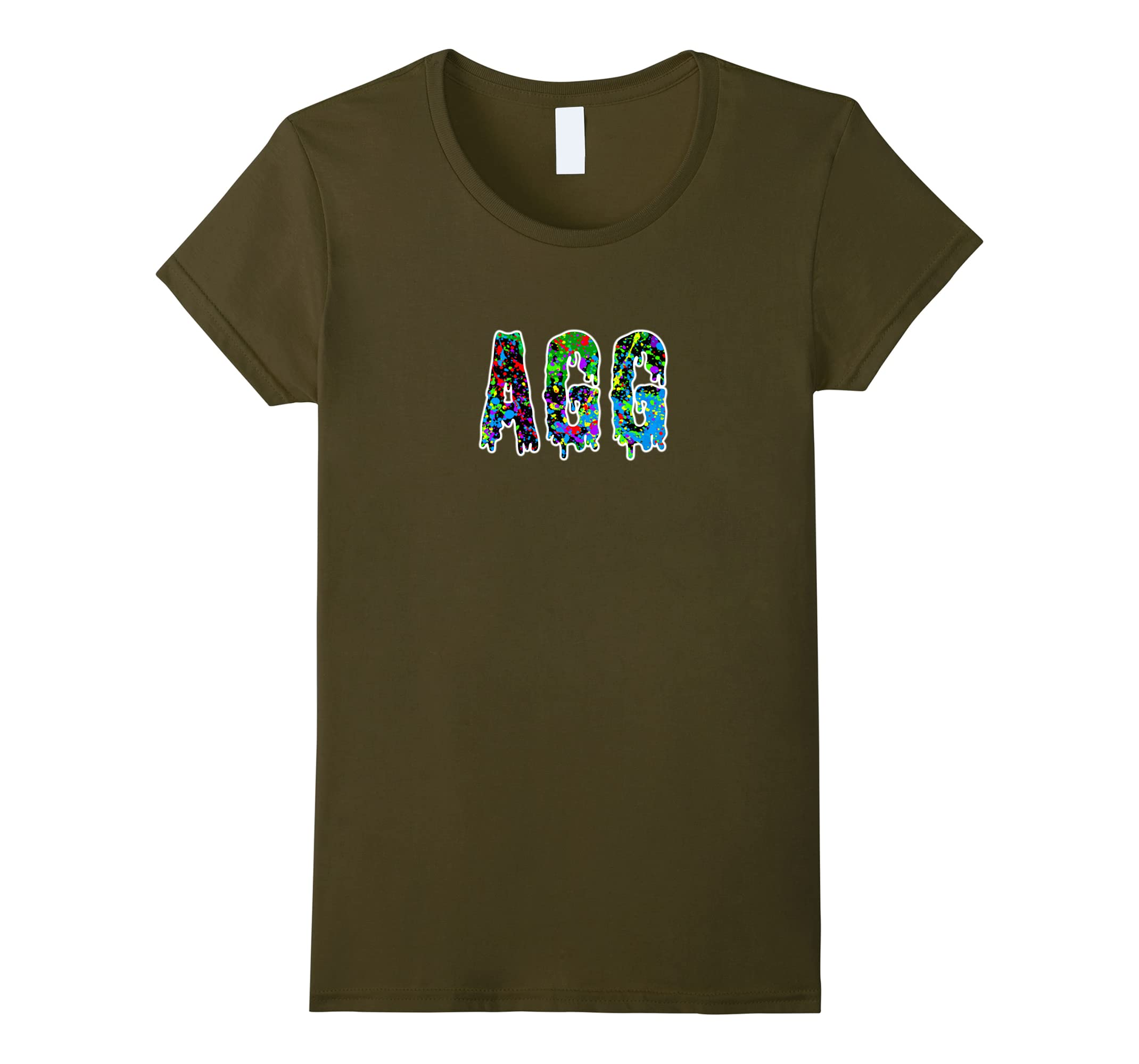 Amazon com: AGG Aggro Clean Paintball T-Shirt: Clothing