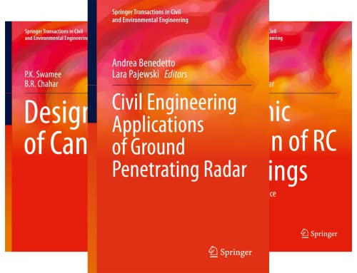 Springer Transactions in Civil and Environmental Engineering (31 Book Series)