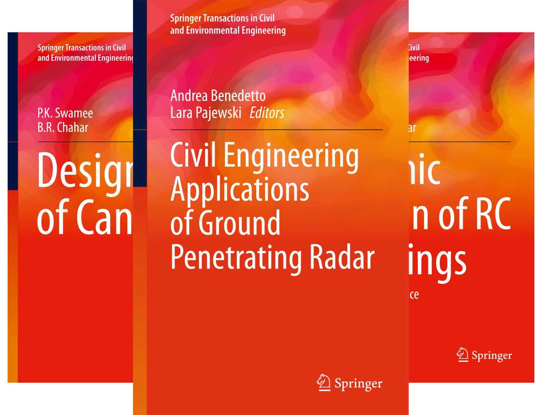 Springer Transactions in Civil and Environmental Engineering (28 Book Series)