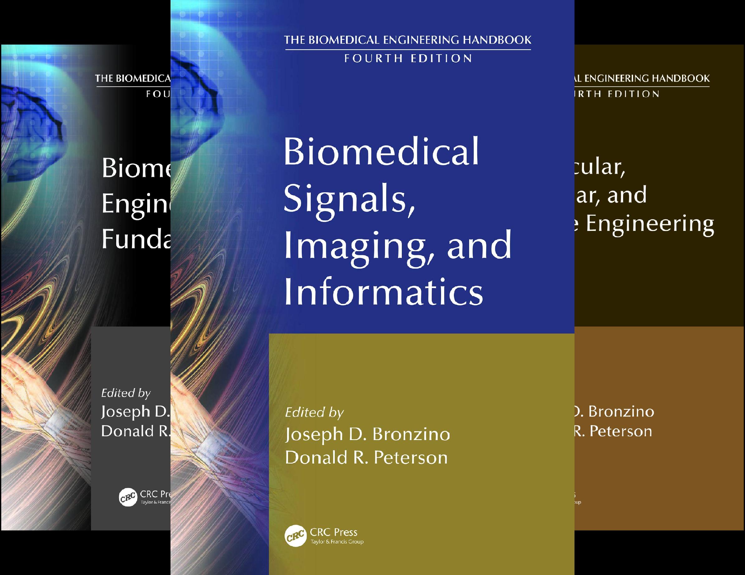 The Biomedical Engineering Handbook, Fourth Edition (5 Book Series)