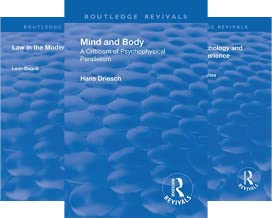 Routledge Revivals (51-100) (50 Book Series)