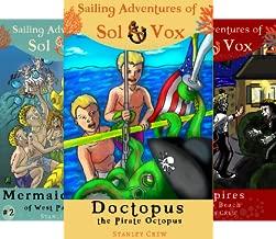 Sailing Adventures of Sol & Vox (3 Book Series)