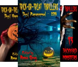 Trick-or-Treat Thrillers (5 Book Series)