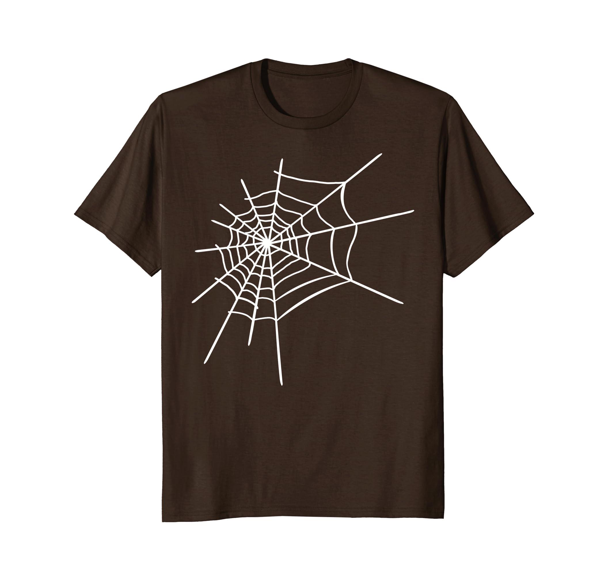 Spider's web T-Shirt-mt