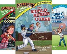 Ballpark Mysteries Super Special (4 Book Series)