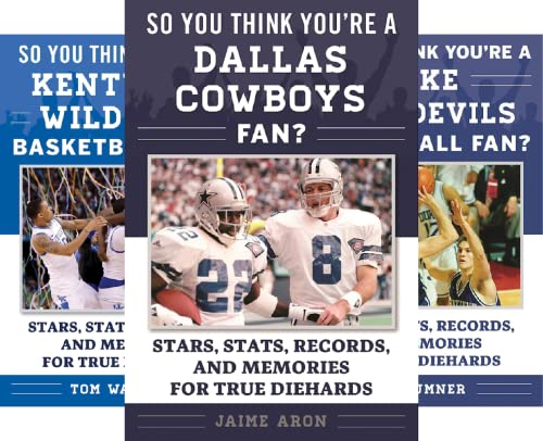 So You Think You're a Team Fan (14 Book Series)