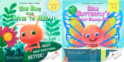 Feeding Young Minds (2 Book Series)