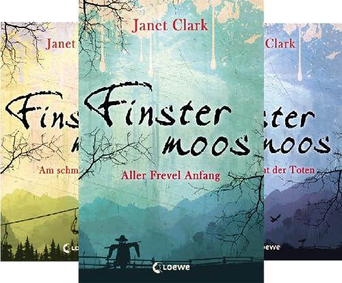 Finstermoos (Reihe in 4 Bänden)