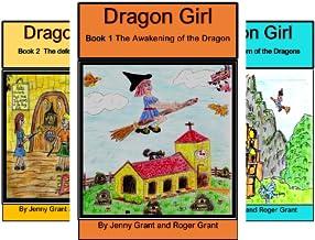 Dragone Girl (3 Book Series)