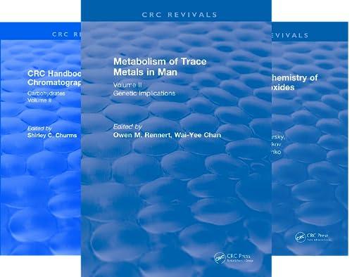 CRC Press Revivals (101-140) (40 Book Series)