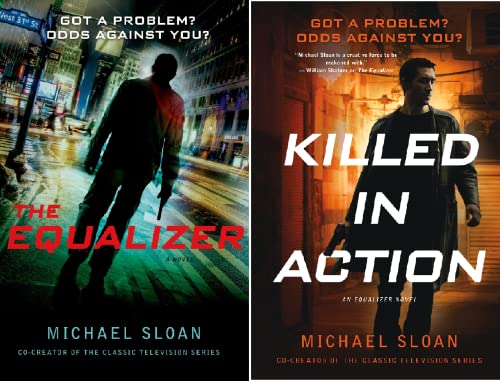 The Equalizer (2 Book Series)
