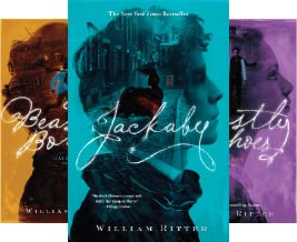 Jackaby (4 Book Series)