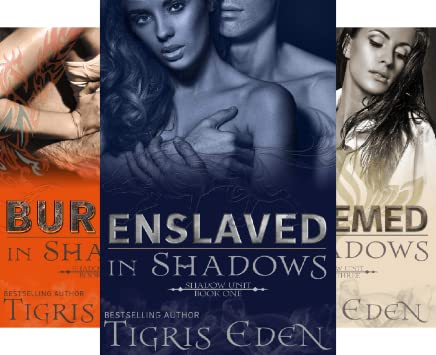 Shadow Unit Series (5 Book Series)
