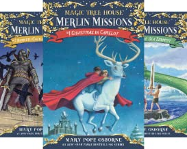 Magic Tree House: Merlin Missions (27 Book Series)
