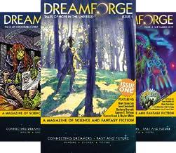 DreamForge Magazine (4 Book Series)