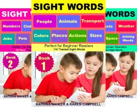 SIGHT WORDS (6 Book Series)