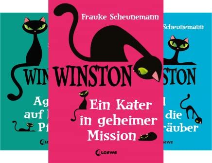 Winston (6 book series) Kindle Edition
