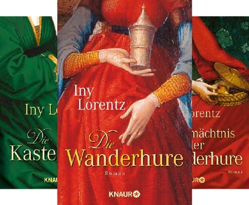 Die Wanderhure (Reihe in 7 Bänden)