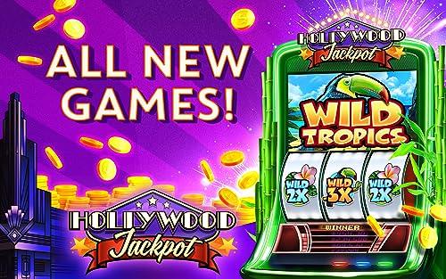 『Hollywood Jackpot Slots』の6枚目の画像
