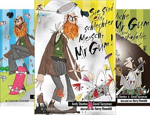 Mr. Gum (Reihe in 9 Bänden)