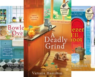 A Vintage Kitchen Mystery (5 Book Series)