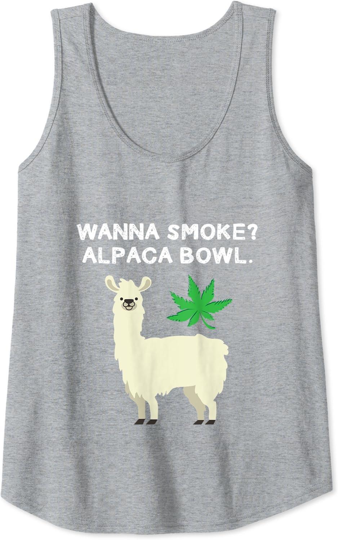 Alpaca Another Bowl Llama Weed T-shirt Gift Idea For Men Women Funny Holiday Hoodie Sweater Birthday Party 420 High Way Cannabis Marijuana