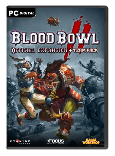 Blood Bowl 2 - Official Expansion + Team Pack [PC/Mac Code - Steam]