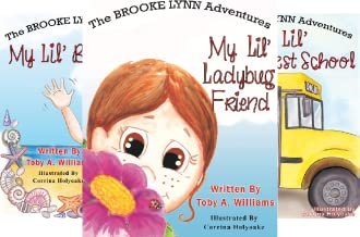 The BROOKE LYNN Adventures (4 Book Series)