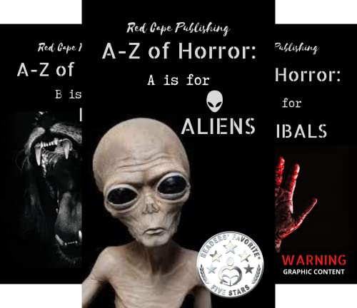 A to Z of Horror (8 Book Series)