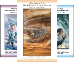 The Year's Top Hard Science Fiction Stories (5 Book Series)