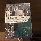 Principles Of Auditing Other Assurance Services Whittington Ray Pany Kurt 9781259916984 Amazon Com Books