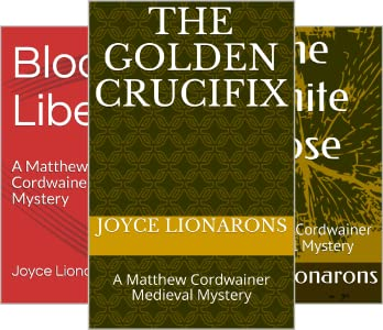 Matthew Cordwainer Medieval Mysteries