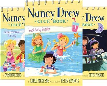 Nancy Drew Clue Books